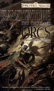 [Forgotten Realms: Hunter's Blades Trilogy: Book 2: Thousand Orcs (Product Image)]