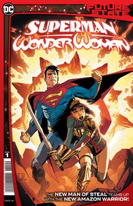 [Future State: Superman/Wonder Woman #1 (Product Image)]