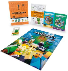 [Minecraft: The Ultimate Creative Collection Gift Box (Hardcover) (Product Image)]
