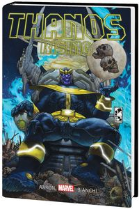 [Thanos Rising: Marvel Select (Hardcover) (Product Image)]
