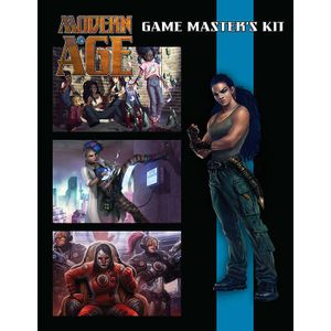 [Modern Age: Game Masters Kit (Product Image)]