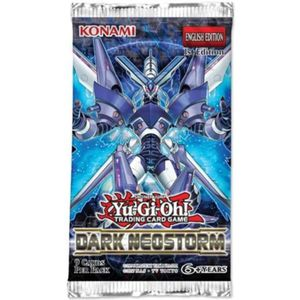 [YU-Gi-OH!: Trading Card Game: 1st Edition Booster Pack: Dark Neostorm (Product Image)]