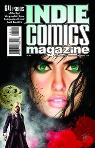 [Indie Comics Magazine #6 (Product Image)]