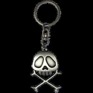 [Captain Harlock: Keychain: 3D Emblem (Product Image)]