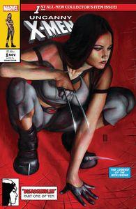 [Uncanny X-Men #1 (Mike Choi Variant) (Product Image)]
