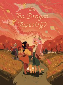 [The Tea Dragon Tapestry (Hardcover) (Product Image)]