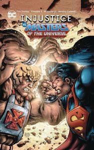 [Injustice Vs The Masters Of The Universe (Product Image)]