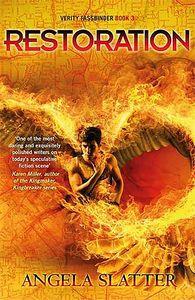 [Verity Fassbinder: Book 3: Restoration (Product Image)]