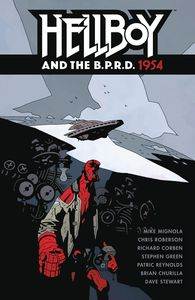 [Hellboy & The B.P.R.D.: 1954 (Product Image)]