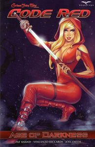 [Grimm Fairy Tales: Code Red: Volume 1 (Product Image)]