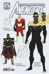 [Avengers #41 (Garron Design Variant) (Product Image)]