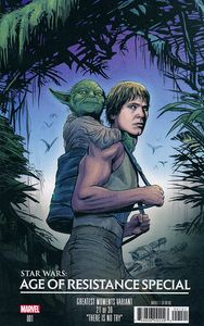 [Star Wars: Age Of Resistance: Special #1 (Zircher Greatest Moments Variant) (Product Image)]