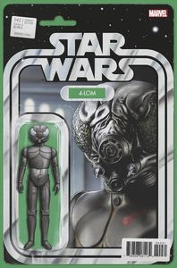 [Star Wars #42 (Christopher Action Figure Variant) (Product Image)]
