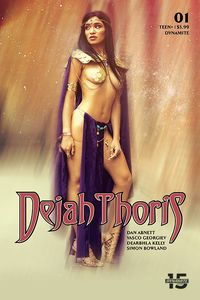 [Dejah Thoris: 2019 #1 (Cover E Cosplay) (Product Image)]