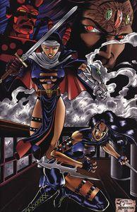 [Razor #1 (Warrior Nun Commemorative Variant) (Product Image)]