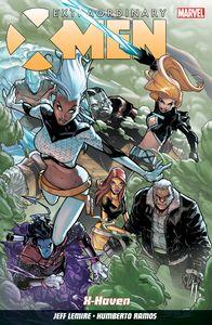 [Extraordinary X-Men: Volume 1 (Product Image)]