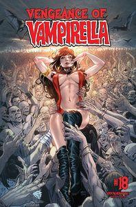 [Vengeance Of Vampirella #18 (Michael Sta Maria Bonus Variant) (Product Image)]