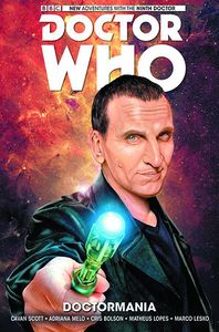 [Doctor Who: The Ninth Doctor: Titan: Volume 2: Doctormania (Product Image)]