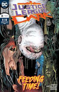 [Justice League Dark #3 (Product Image)]