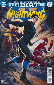 [Nightwing #15 (Variant Edition) (Product Image)]