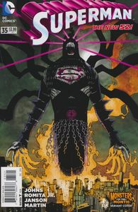 [Superman #35 (Monsters Variant Edition) (Product Image)]