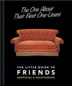 [The One About Their Best One-Liners: Friends (Product Image)]