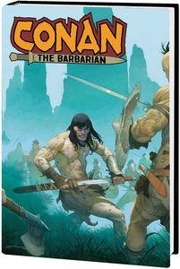 [Conan The Barbarian By Aaron & Asrar (Hardcover) (Product Image)]