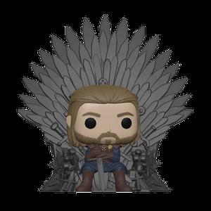 [Game Of Thrones: Pop! Vinyl Figure: Ned Stark On Throne (Product Image)]