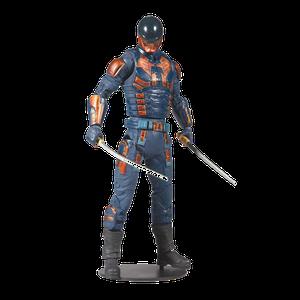 [The Suicide Squad: Build-A-Figure Action Figure: Bloodsport (Product Image)]