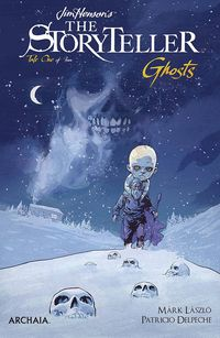 [The cover for Jim Henson's The Storyteller: Ghosts #1 (Cover A Walsh)]
