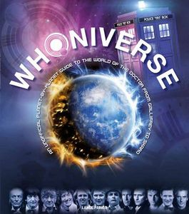 [Whoniverse: An Unofficial Planet-By-Planet Guide (Hardcover) (Product Image)]
