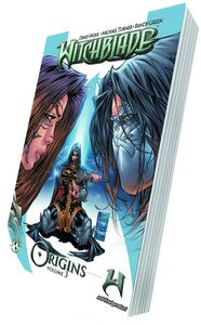 [Witchblade Origins: Volume 3 (Product Image)]