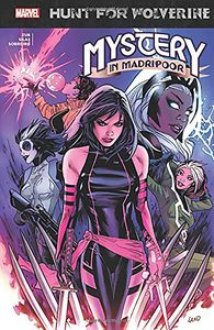 [Hunt For Wolverine: Mystery In Madripoor (Product Image)]