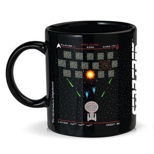 [Star Trek: The Next Generation: Mug: 8-Bit Space Battle (Product Image)]