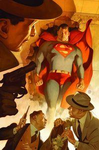 [Action Comics #1031 (Cover B Julian Totino Tedesco Card Stock Variant) (Product Image)]