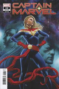 [Captain Marvel #22 (Granov Variant) (Product Image)]