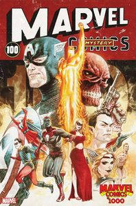 [Marvel Comics #1000 (Andrews Decade Variant) (Product Image)]