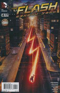 [Flash: Season Zero #4 (Product Image)]