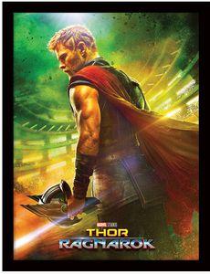 [Thor Ragnarok: Framed Print: Teaser (Product Image)]