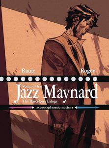 [Jazz Maynard (Hardcover) (Product Image)]