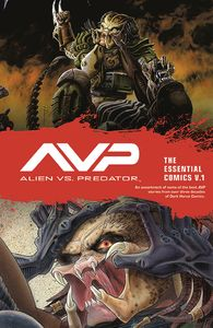 [Aliens Vs Predator: Essential Comics: Volume 1 (Product Image)]