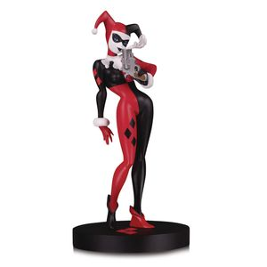[DC Designer Series Mini Statue: Harley Quinn By Bruce Timm (Product Image)]