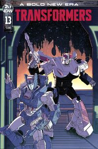 [Transformers #13 (Cover A Chan) (Product Image)]