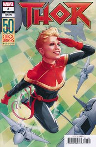 [Thor #3 (Christopher Carol Danvers 50th Variant) (Product Image)]