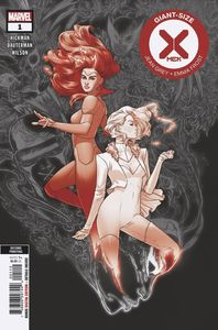 [Giant Size: X-Men: Jean Grey & Emma Frost #1 (2nd Printing Variant) (Product Image)]