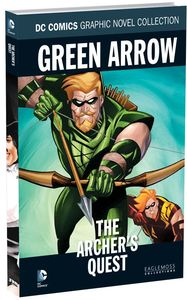 [DC Graphic Novel Collection: Volume 150: Green Arrow Archers Quest (Hardcover) (Product Image)]