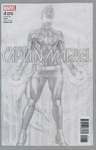 [Mighty Captain Marvel #1 (Retailer Bonus Variant) (Product Image)]