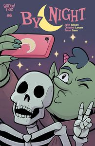 [By Night #6 (Preorder Stern Variant) (Product Image)]