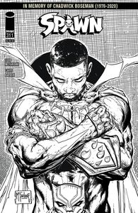 [Spawn #311 (Cover D McFarlane Black & White Variant) (Product Image)]