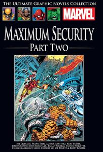 [Marvel: Graphic Novel Collection: Volume 205: Maximum Security: Part Two (Product Image)]